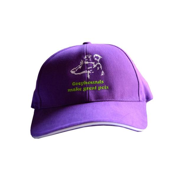 Cap purple