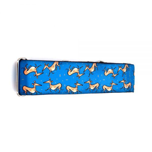 Greyhound martingale collar