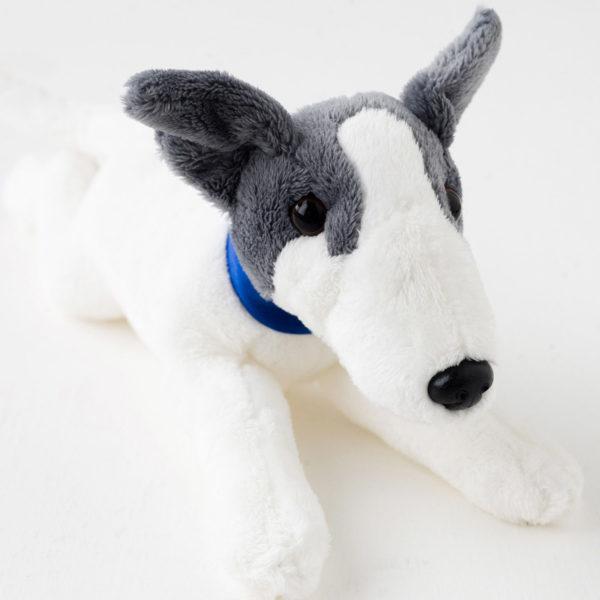 Beanie puppy blue
