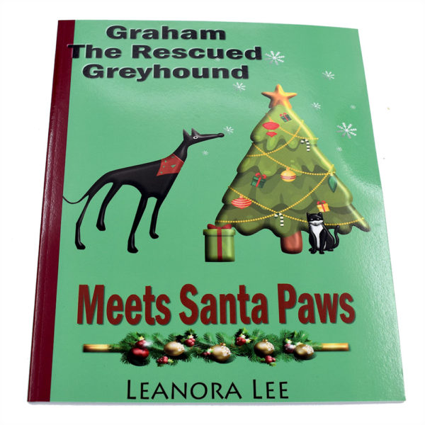 Graham the Rescue Greyhound book