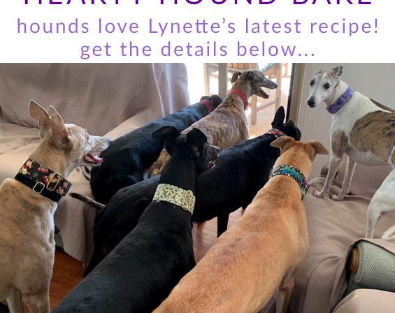 Lynette's hearty hound bake