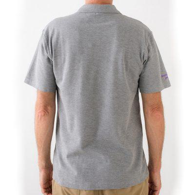 NEW Friends of the Hound Team Polo Shirt – light grey