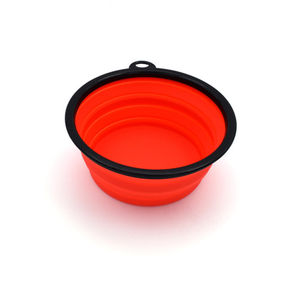 Water bowl red
