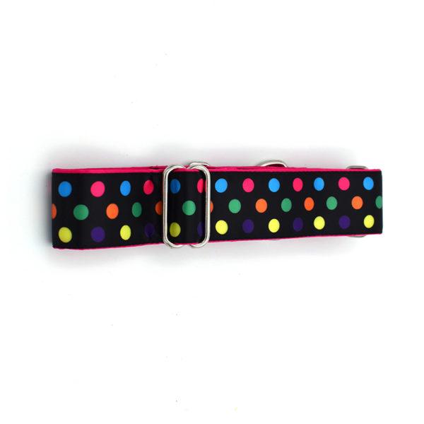 Collar Polka dots