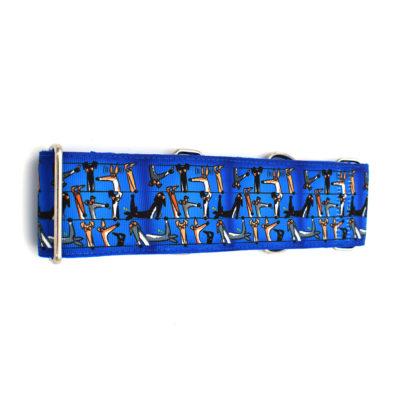 Collar Richard Skipworth blue