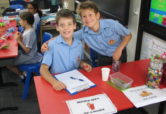 Rockhampton Grammar school Year 4W