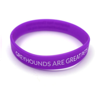 Wristband - Greyhounds are great pets