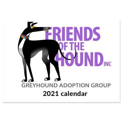 2021 Friends of the Hound Calendar
