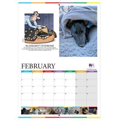 2021 Friends of the Hound Calendar