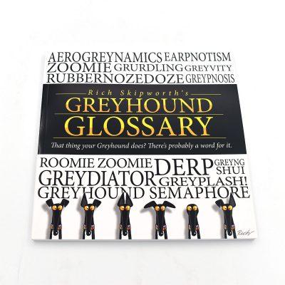 Greyhound Glossary by Richard Skipworth